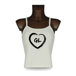 Women's Glarus Top - GL Heart
