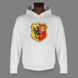 Hooded Sweat - Geneva coat of arms