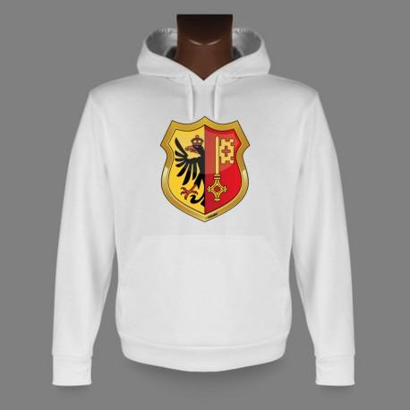 Hooded Sweat - Geneva coat of arms