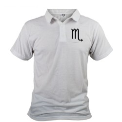 Men's Polo Shirt - Scorpio astrological sign