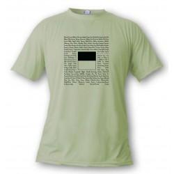 T-Shirt - Communes Fribourgeoises, Alpin Spruce