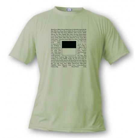 T-Shirt - Friburgo communi, Alpin Spruce