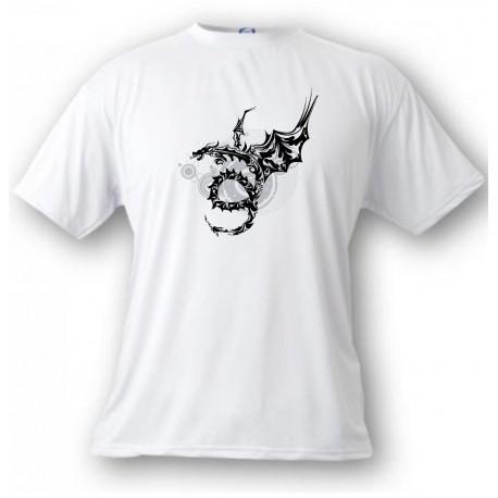 T-shirt enfant - Dragon Universe, White