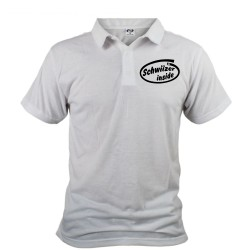 Men's Polo shirt - Schwiizer inside