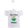 Mini T-Shirt - Fier d'être Vaudois