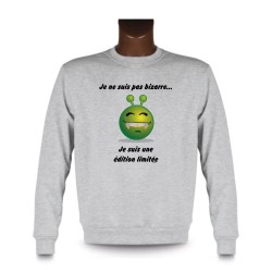 Uomo fashion Sweatshirt - Edition limitée, Ash Heater