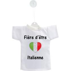 Car's Mini T-Shirt - Fière d'être Italienne