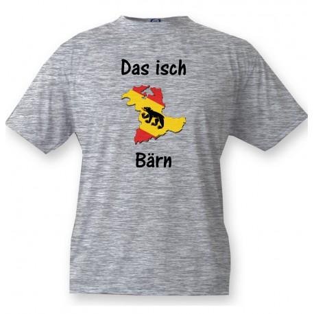 T-Shirt - Das isch Bärn, Ash Heater