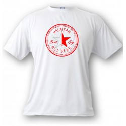 T-Shirt - Valaisan, ALL STAR Best Guy