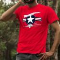 F-4E Phantom II ★ USAF ★ T-Shirt coton homme, avions de combat
