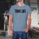 Funny T-Shirt - THUG LIFE