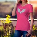 Women's cotton T-Shirt - Venus Angel