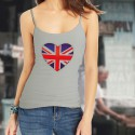 Débardeur - Coeur British