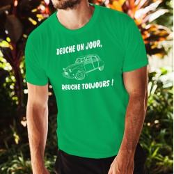 T-Shirt coton - Deuche un Jour