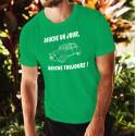 Men's cotton T-Shirt - Deuche un Jour