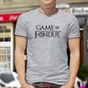 T-Shirt - Game of Fondue