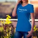 Baumwolle T-Shirt - Française, What else ?