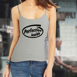 Women's Top - Perfection Inside