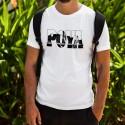 Men's T-shirt - Poya Bridge