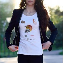 T-Shirt mode dame - Yenévi du désert