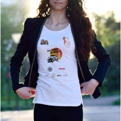 Fashion T-Shirt - Yenévi du désert