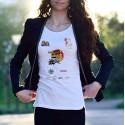 T-Shirt dame - Yenévi du désert
