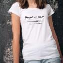 T-Shirt mode - Réveil en cours