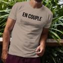 T-Shirt - EN COUPLE