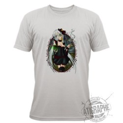 """T-Shirt """"Dampf Lok"""""""