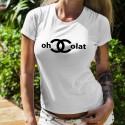Donna T-shirt - ChoColat