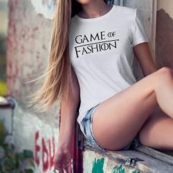 Damenmode T-shirt - Game of Fashion
