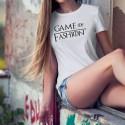 T-Shirt mode - Game of Fashion