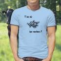 T'as où les vaches ? ★ T-Shirt humoristique homme