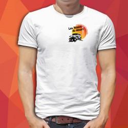 Uomo T-shirt - Yenévi du désert