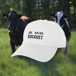 Mütze - Je suis DZODZET