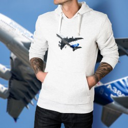 Aircraft Hoodie - Airbus A380