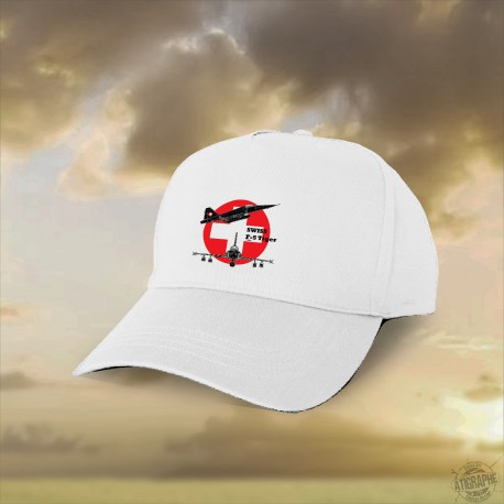 Baseball Cap - Swiss F-5 Tiger