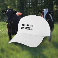 Mütze - Je suis DZODZETTE