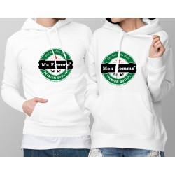 DUOPACK Hoodie - Amour Heineken