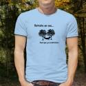 Men's Funny T-Shirt - Retraite en vue