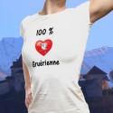 Women's T-Shirt - 100 pourcent Gruérienne