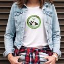 Donna T-shirt - Panda First