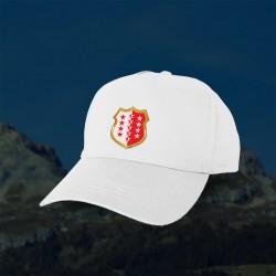 Mütze - Walliser Wappen