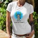 T-Shirt dame - Je me suis Trumpé