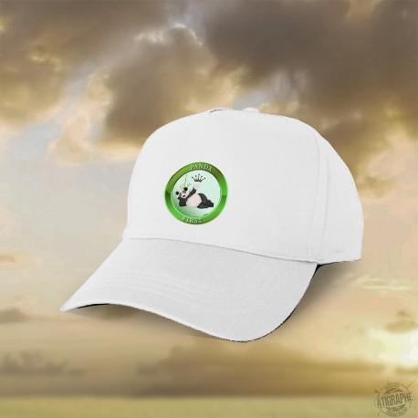 Baseball Cap - Panda First