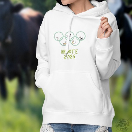 Lady's Hoodie - Broute 2026