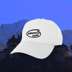 Baseball Cap - Fribourgeoise inside
