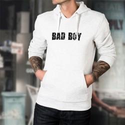 Sweat humoristique à capuche mode homme - Bad Boy