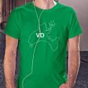 Uomo Moda cotone Vaud T-Shirt - VD