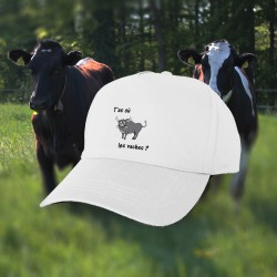 Baseball Cap - T'as où les vaches